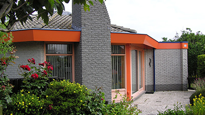 Ferienhaus in Holland - Julianadorp